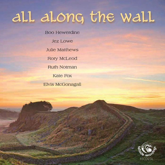 VARIOUS – ALL ALONG THE WALL