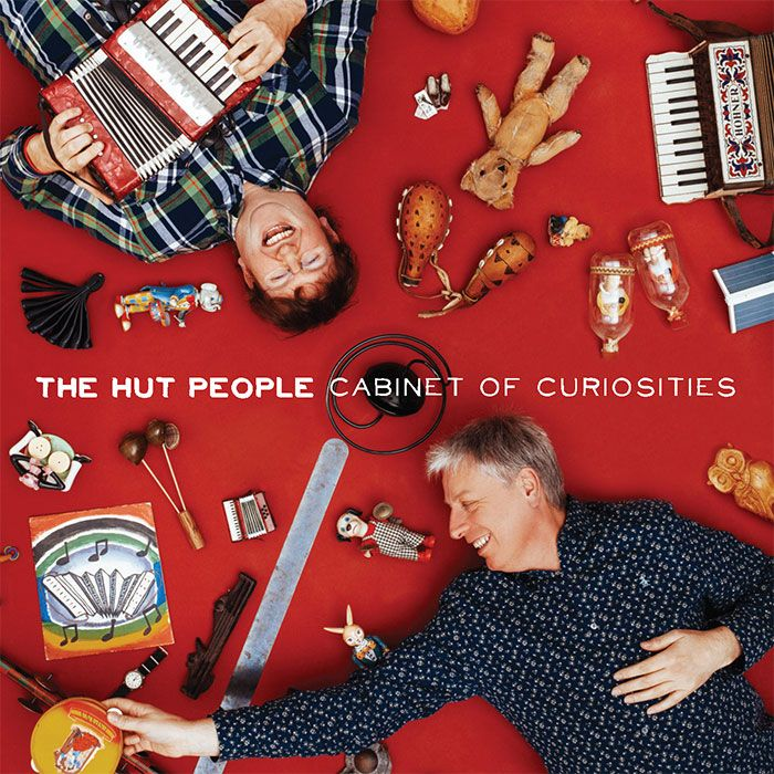 THE HUT PEOPLE – CABINET OF CURIOSITIES