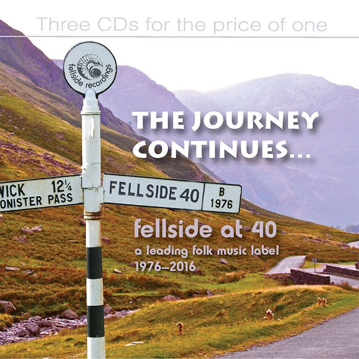 Various – The Journey Continues – Fellside At 40