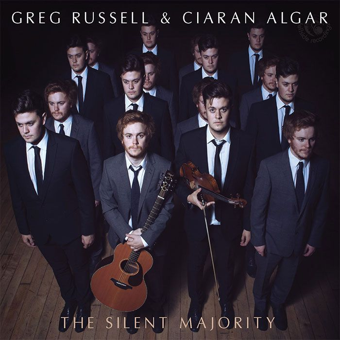 GREG RUSSELL & CIARAN ALGAR – THE SILENT MAJORITY