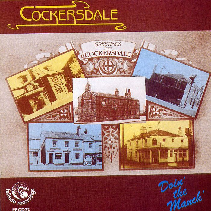 COCKERSDALE (with Keith Marsden) – DOIN' THE MANCH