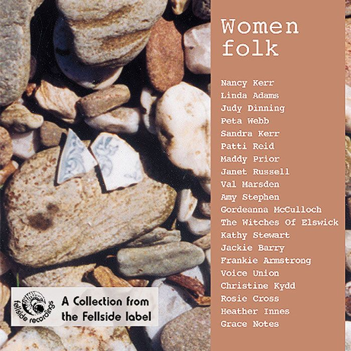 VARIOUS – WOMEN FOLK