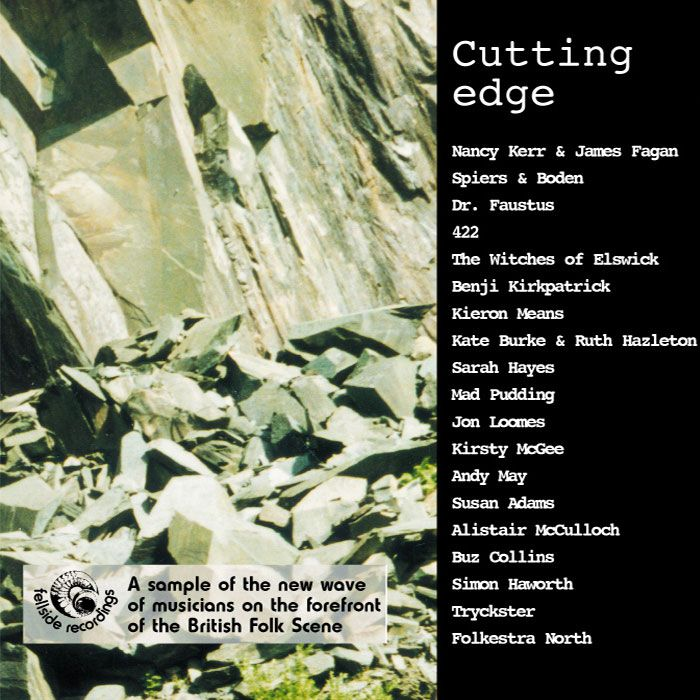 VARIOUS – CUTTING EDGE
