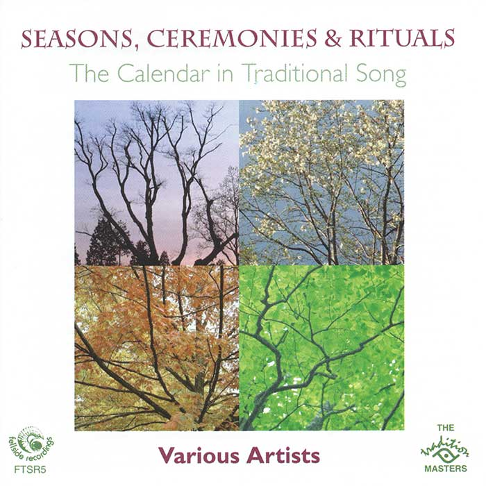 VARIOUS ARTISTS – SEASONS, CEREMONIES AND RITUALS