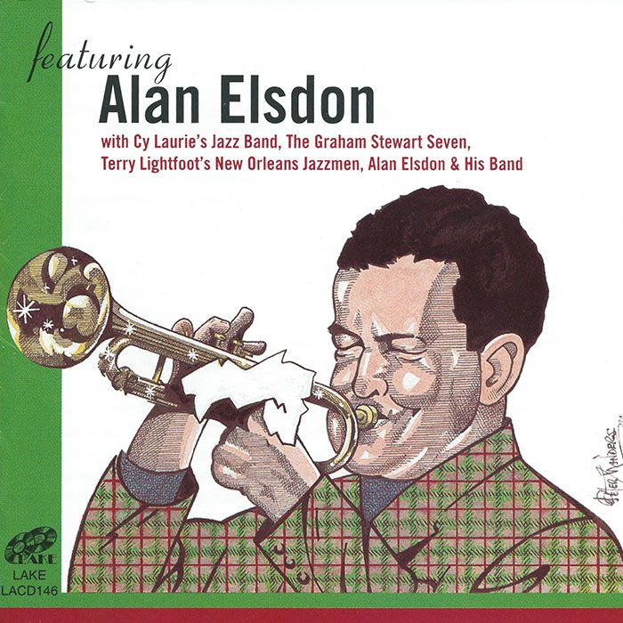 ALAN ELSDON WITH VARIOUS ARTISTS – FEATURING ALAN ELSDON