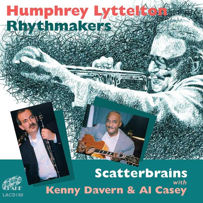 HUMPHREY LYTTELTON – SCATTERBRAINS