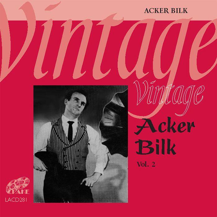 ACKER BILK – VINTAGE ACKER BILK Volume 2