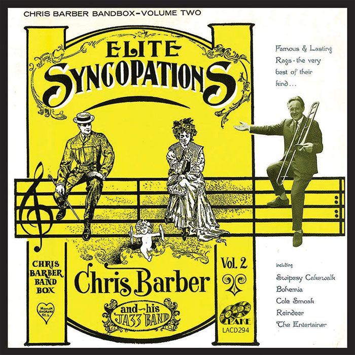 CHRIS BARBER'S JAZZ BAND – ELITE SYNCOPATIONS
