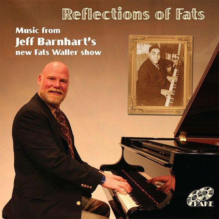 JEFF BARNHART – REFLECTIONS OF FATS