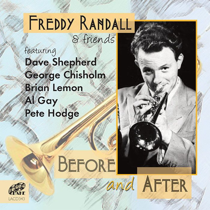 FREDDIE RANDALL – BEFORE & AFTER
