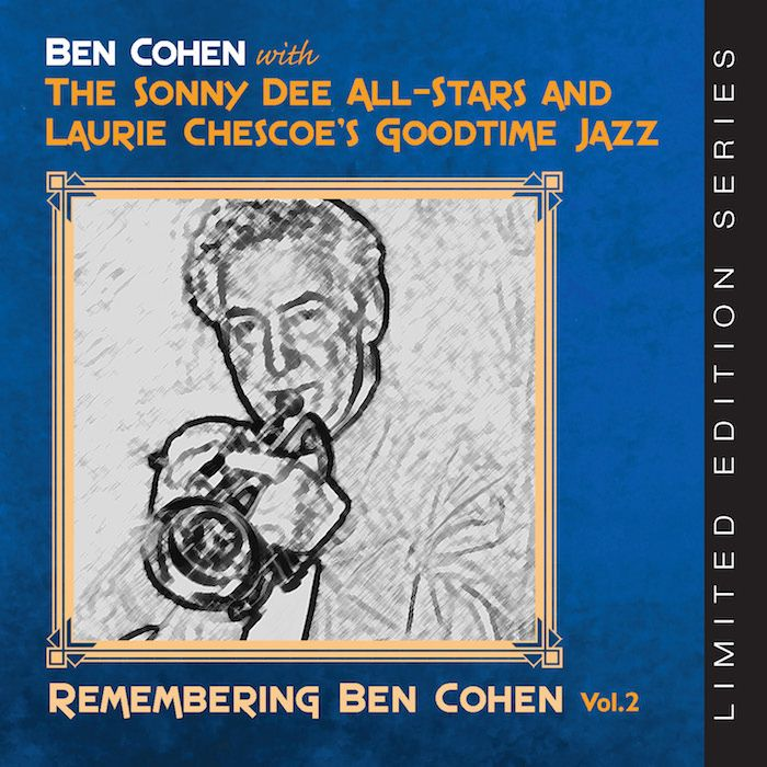 REMEMBERING BEN COHEN Vol 2 LACD353